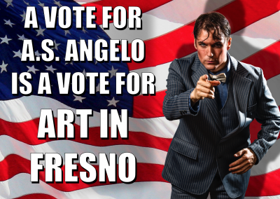 Angelo for President by Marc Blake Photography & Video Production