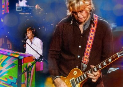 Brian Ray & Paul McCartney by Marc Blake Photography & Video Production