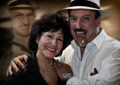 Cynthia Fuente, Carlito Carlos Fuente, Jr. & Carlos Fuente by Marc Blake Photography & Video Production
