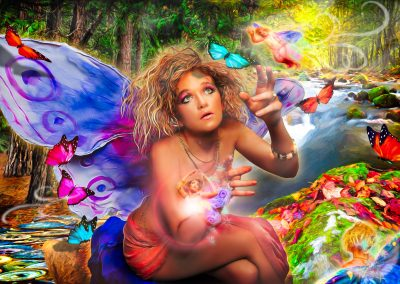 Faerie Olivia Lee by Marc Blake Photography & Video Production