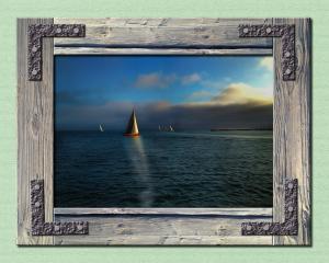 Sailboats in Santa Barbara California - iPhone photo by Marc Blake Photography & Video Production